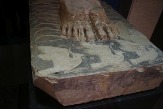 statue de Djeser