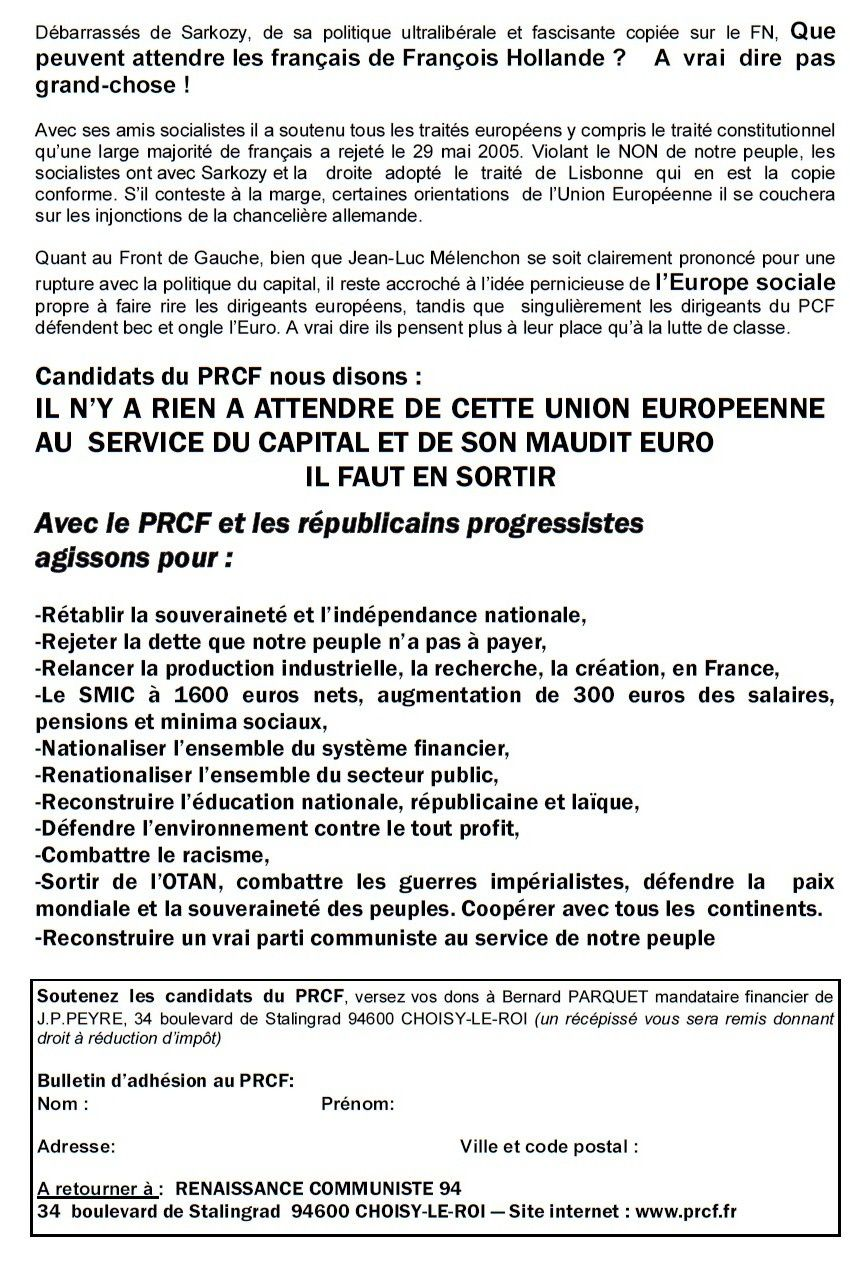 PRCF - URCF - RCC & autres stalinoïdes - Page 2 Prcf-94-tract2