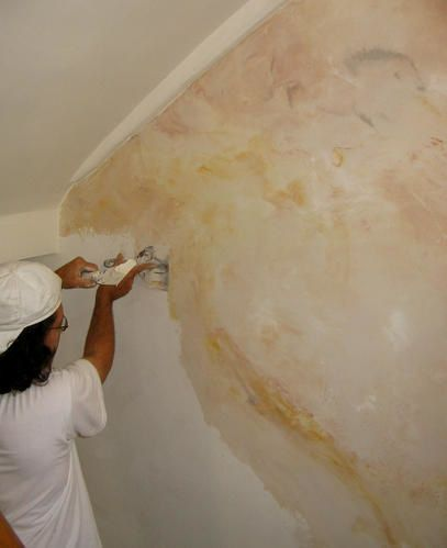 Best Peinture Stucco Marbre Contemporary - Transformatorio.us ...