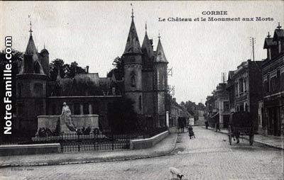 corbie 1900