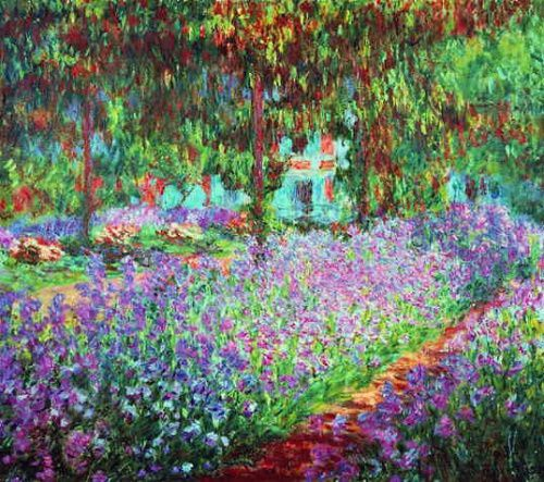 4972-1900jardin monet iris-zoom