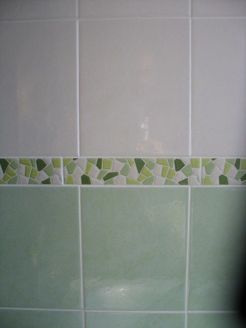 Le cas relage le blog cheznousanous for Frise faience salle de bain