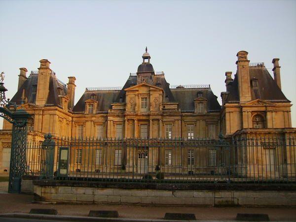 Maisons laffitte mon paris banlieue for Chateaux yvelines visites