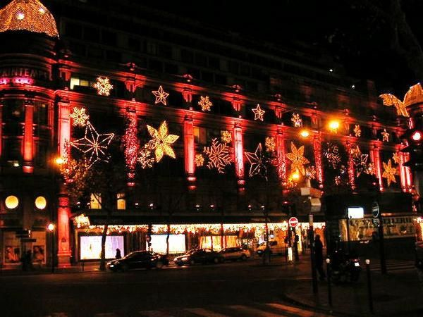Paris le printemps grand magasin mon paris banlieue - Magasins loisirs creatifs paris ...