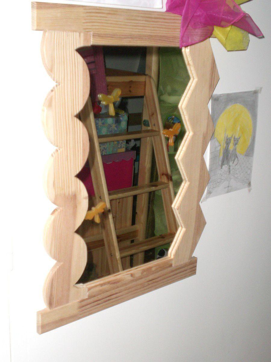 Miroir fantaisie cadeau pour enfant evreux creation for Miroir fantaisie