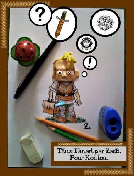 Titus fanart par ZarB