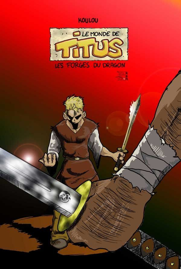 Titus par BlackDragonWithaBigNose