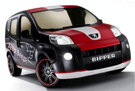 l 39 utilitaire sport peugeot bipper beep beep sport auto video magazine photos voitures f1. Black Bedroom Furniture Sets. Home Design Ideas