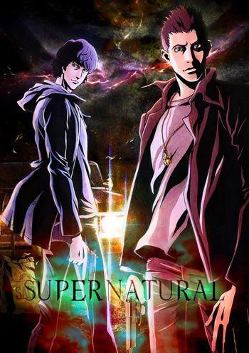 Supernatural The Animation III