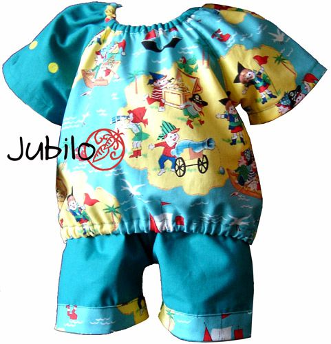 jubilo-ensemble-tunique-bloomer-popeline-pirate-peinture-textile