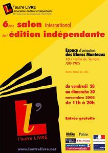 Salon de l'autre livre LAL_Salon2008_A4