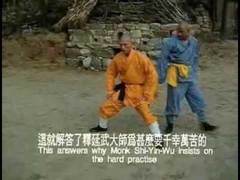 Shaolin kck in the nuts 01