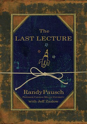 The last lecture 01