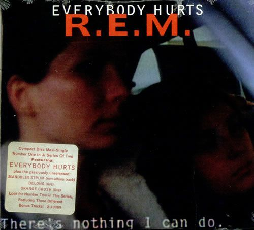 REM-Everybody hurts