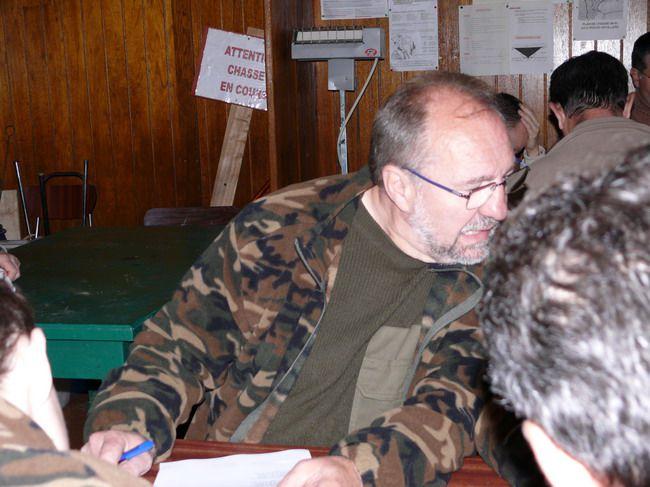 Novillars 8 juin 2008 : Les épreuves de fin de formation pour les stagiaires de l'année et l'assemblée générale 2008