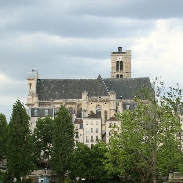 Eglise Saint-Gervais-Saint-Protais (Paris IV)