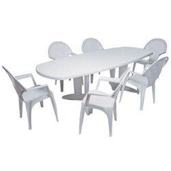 Misterbricolo nettoie son mobilier de jardin parcequ 39 il le vaut bien misterbricolo for Peindre son salon de jardin en plastique