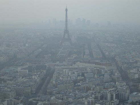 pollution-paris