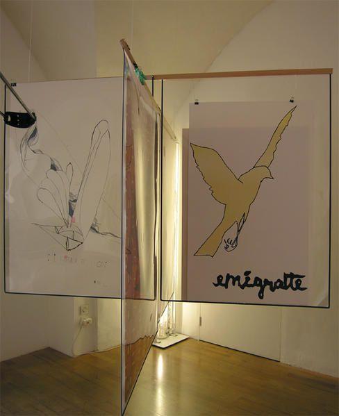 bruno peinado-seb jarnot-galerie philippe pannetier-co-editions-berville-pannetier
