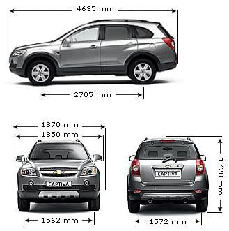 chevrolet captiva lt 4wd vcdi 2000 7 places le blog phkuendig par philippe. Black Bedroom Furniture Sets. Home Design Ideas