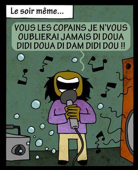 Chuck au Karaoké 04
