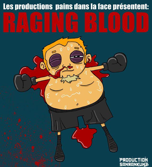 Raging Blood
