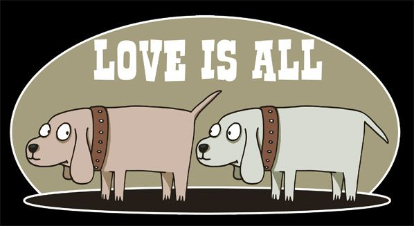 Love is all BLOG