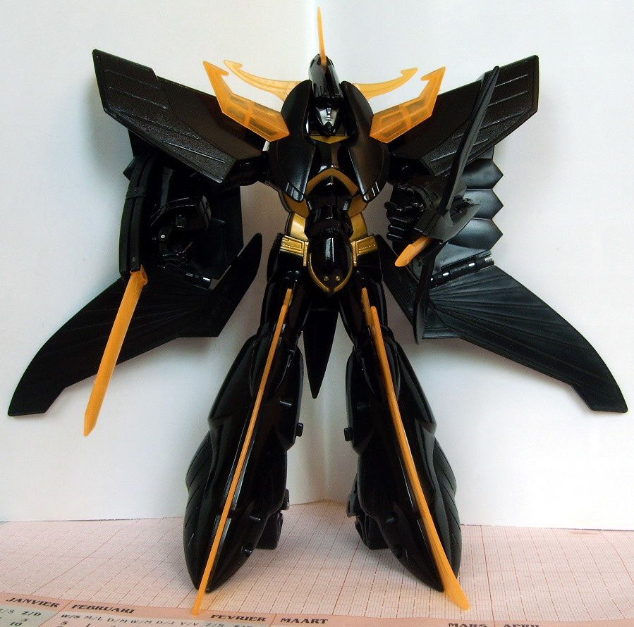 Bandai Black God Reideen DX