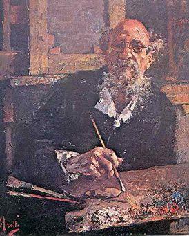Vincenzo Irolli Autoritratto
