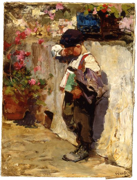 Vincenzo Irolli Il bambino cacciato