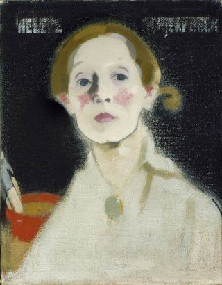1915 Helene Schjerfbeck