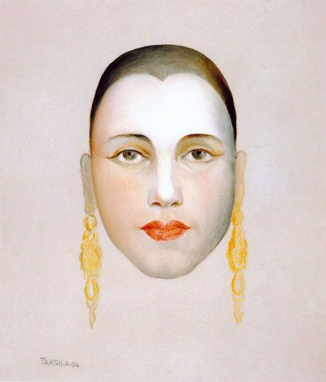 1924 tarsila do amaral