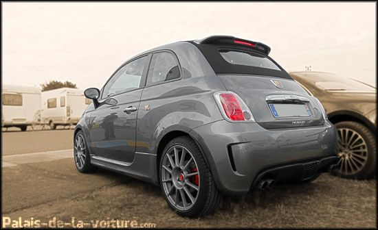 af59 fiat 500c abarth essesse palais de la. Black Bedroom Furniture Sets. Home Design Ideas