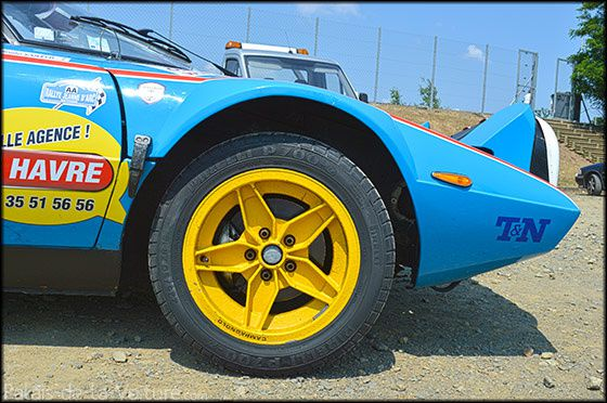 AG42 0524 lancia stratos groupe 4 1976