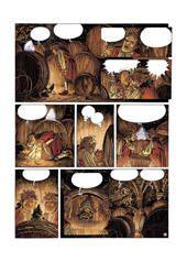 dessin: Babonneau, Contes du Korrigan tome 6