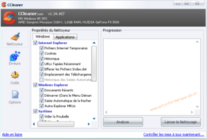 CCleaner 1.34