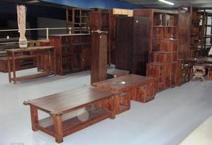Visitez notre entr pot de meubles en bois exotique for Entrepot de meuble
