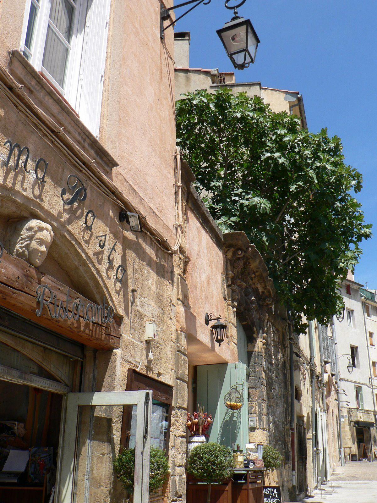 Belles pierres aix en provence