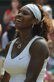 serena williams, victorieuse à wimbledon en 2002 et 2003