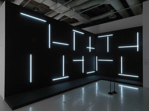 R installations le blog o dedans a d chire for Neon artiste contemporain