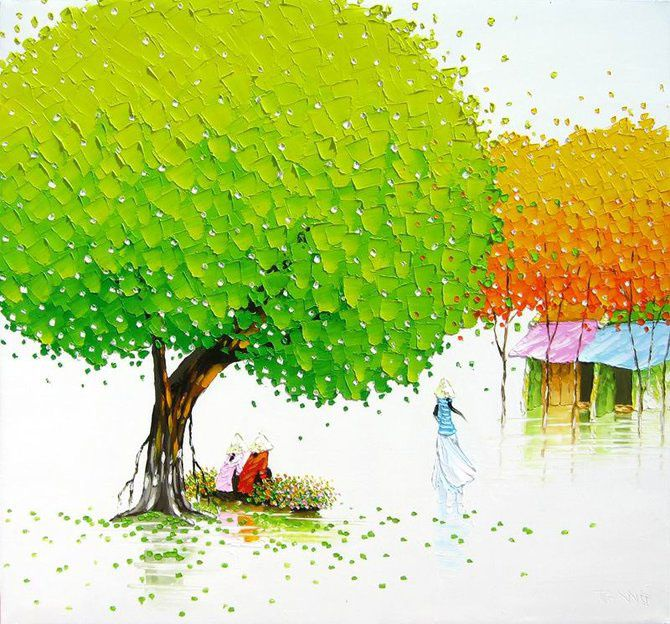Phan Thu Trang paintings (1)