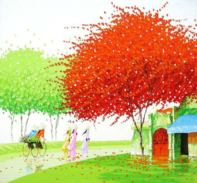 Phan Thu Trang paintings (2)