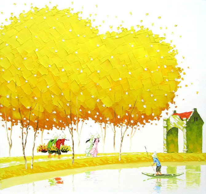 Phan Thu Trang paintings (4)
