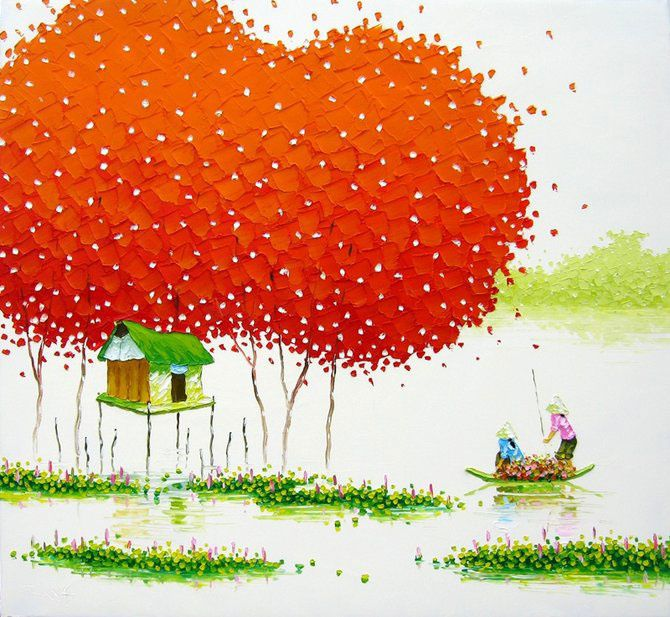 Phan Thu Trang paintings (5)