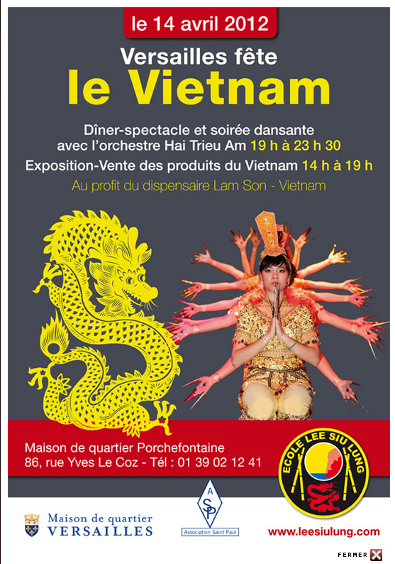 Rencontre vietnamiennes france