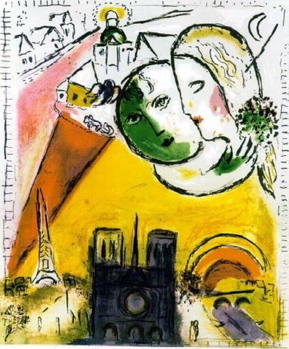 reproductions marc chagall