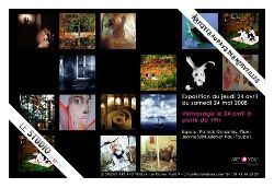 Studio Art and You - Esporu, Patrick Gonzales, Plam, Jeanne Saint-Julien et Paul Toupet