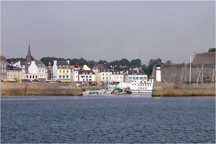 album souvenir d'ne journée passée à Belle Ile en 2005