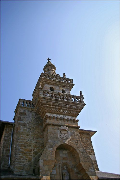 quelques photos de l'église de Saint Briac prises le samedi 20 septembre à l'occasion des journées du patrimoine