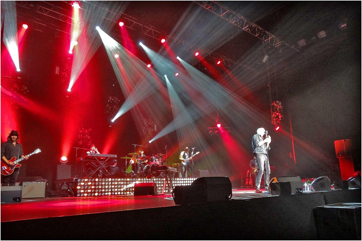 Concert de Garou au Liberté à Rennes la 20 juin 2013